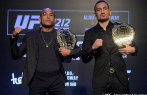 jose-aldo-max-holloway-ufc-212-onsale-belts